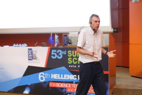 Plenary Speaker: Prof. Sotirios Pratsinis